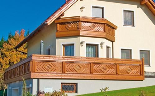 Moderne Holzbalkone Das Beste Aus Wohndesign Und M Bel